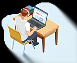 eenvoudig online interactive les maken in leslinq